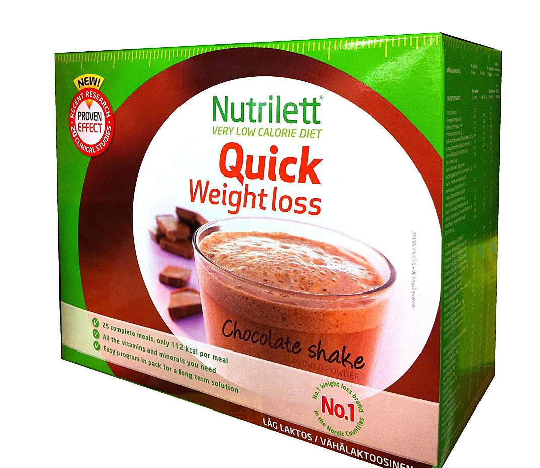 nutrilett shake 25 pack