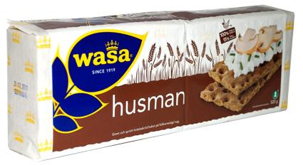 wasa husman kalorier