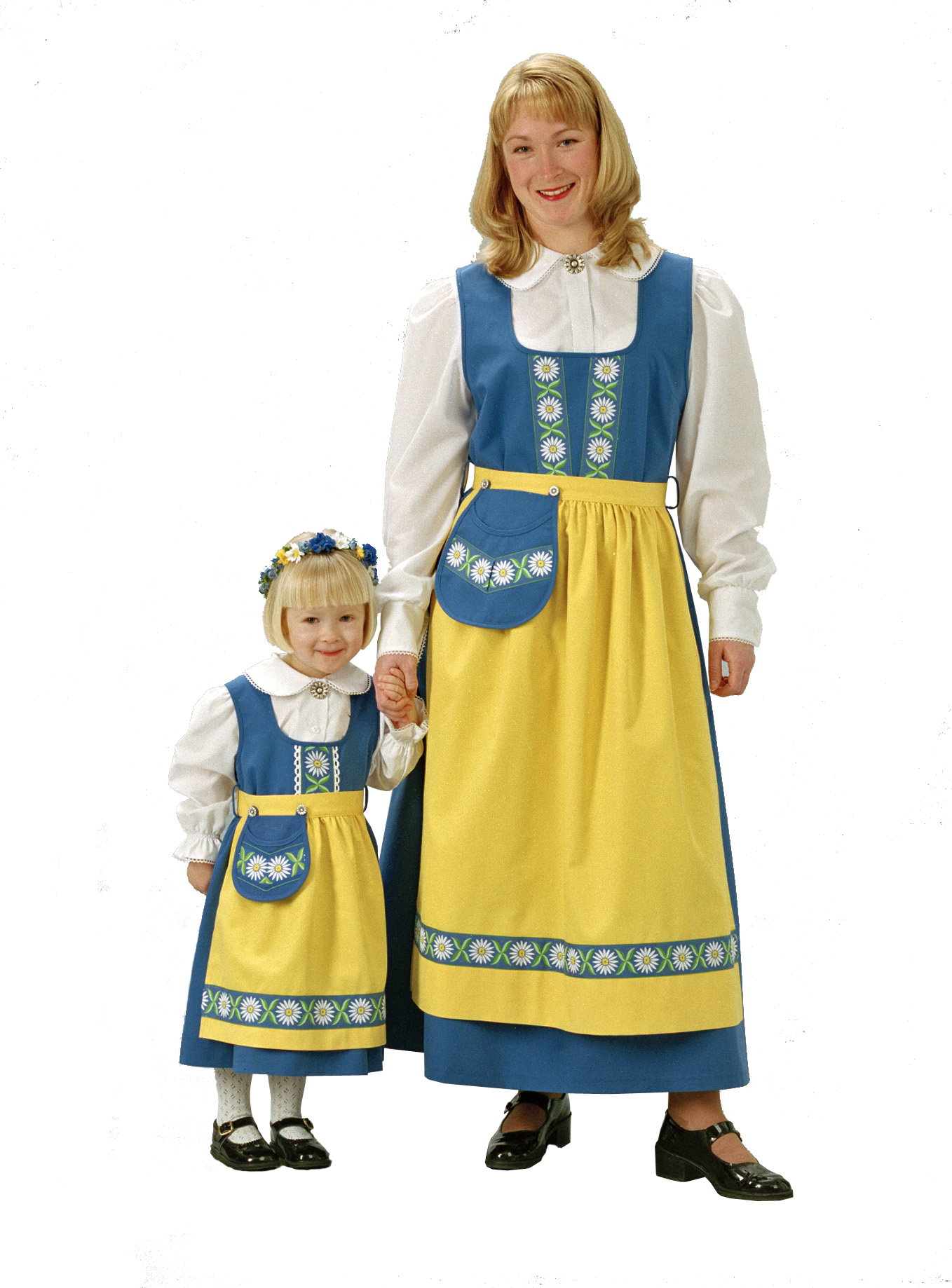 Swedish Dress Adult Sizes