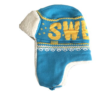 a749f31fe2bb2 Robin Ruth Sweden - Winter hat blue and yellow