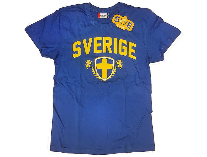59d58ec38 Sweden T-shirt - Unisex and Children sizes