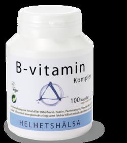 holistic b vitamin komplex