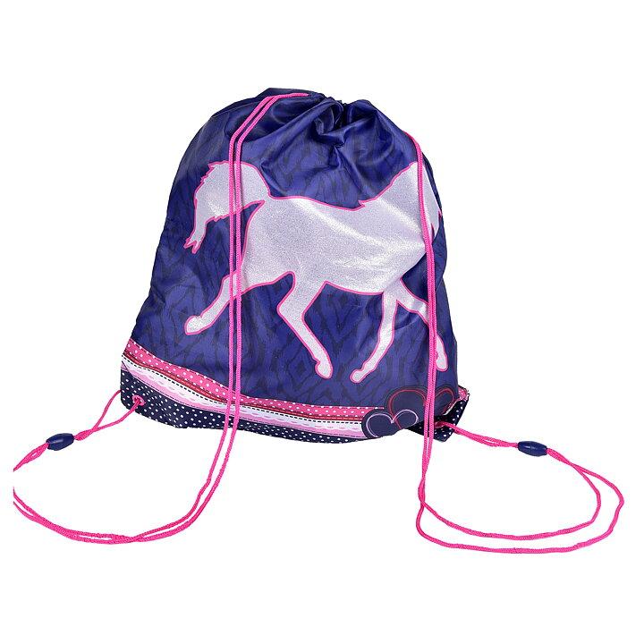 Ponny Pop - Gymnastikpåse Horse Love 7eba0e9568369