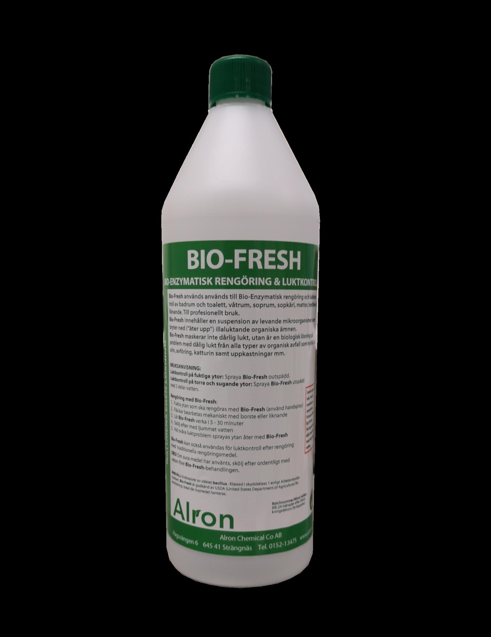 Bio Fresh 1 Liter Avloppscenter