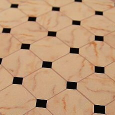 Ministuff Marble Floor Tiles Design B