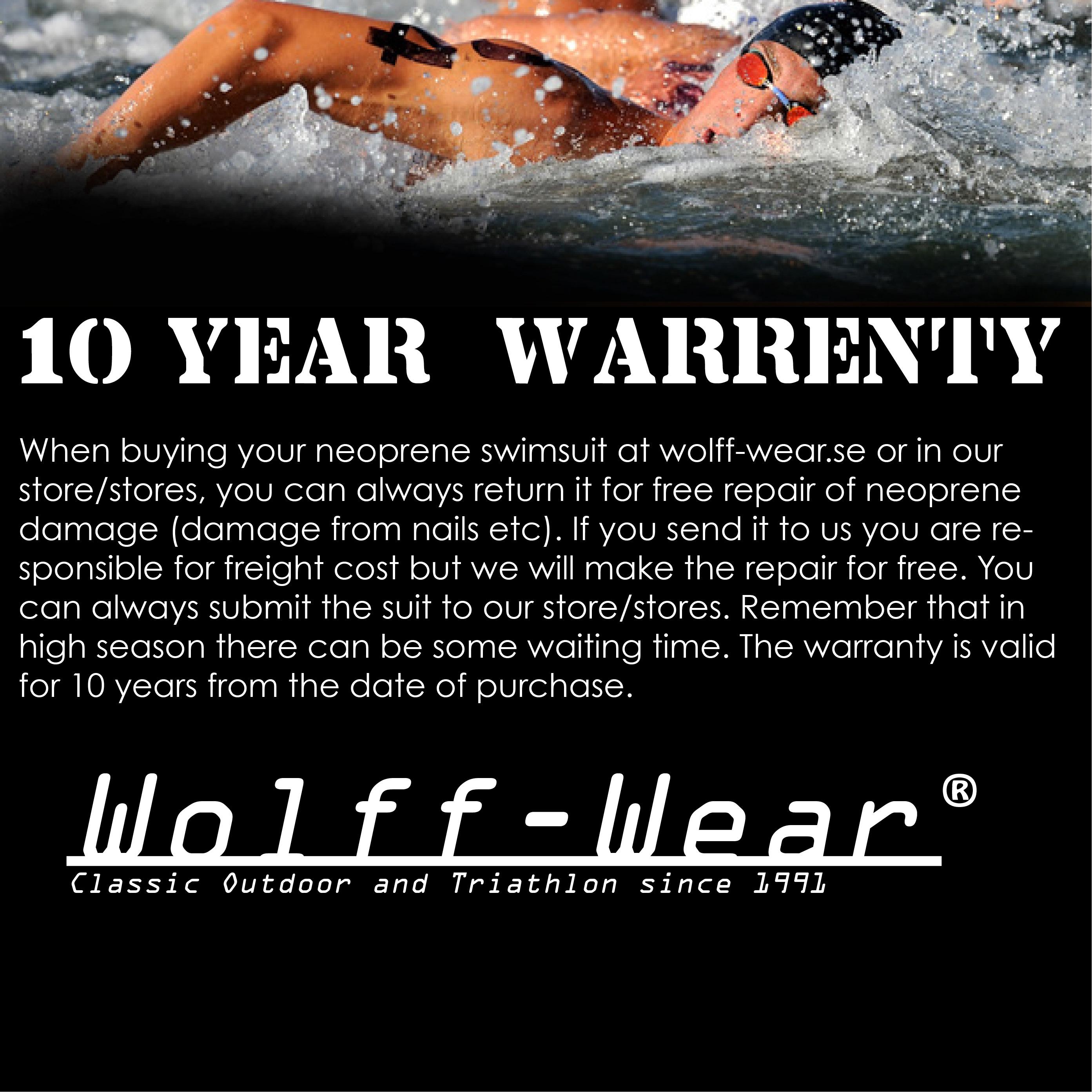 Wolff-Wear - Vansbro Premium de Luxe - Mens - Orca S6 b9996332c3964