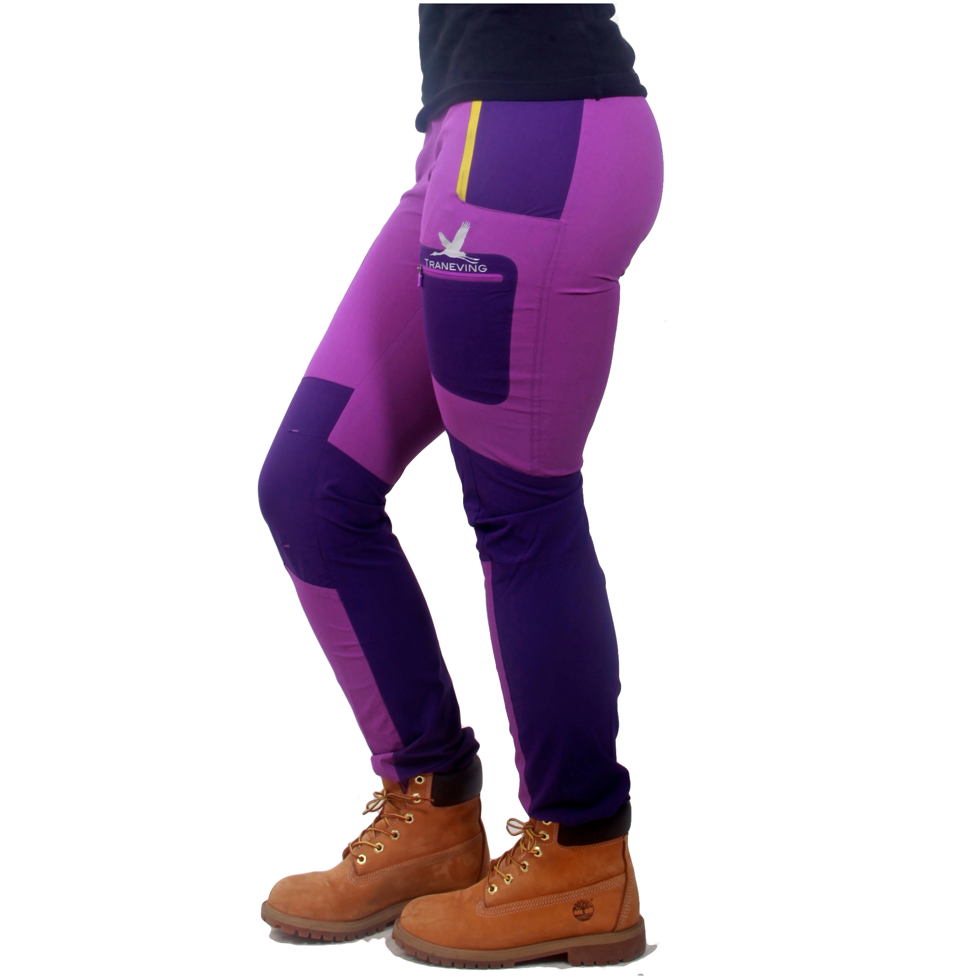 nylon bukser