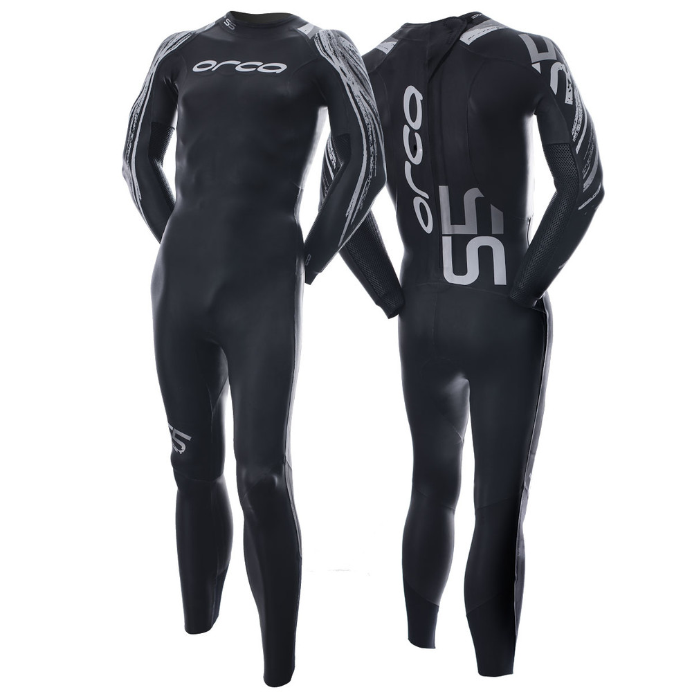 Wolff-Wear - Orca S5 wetsuit for swimming 4b64a300be1a2