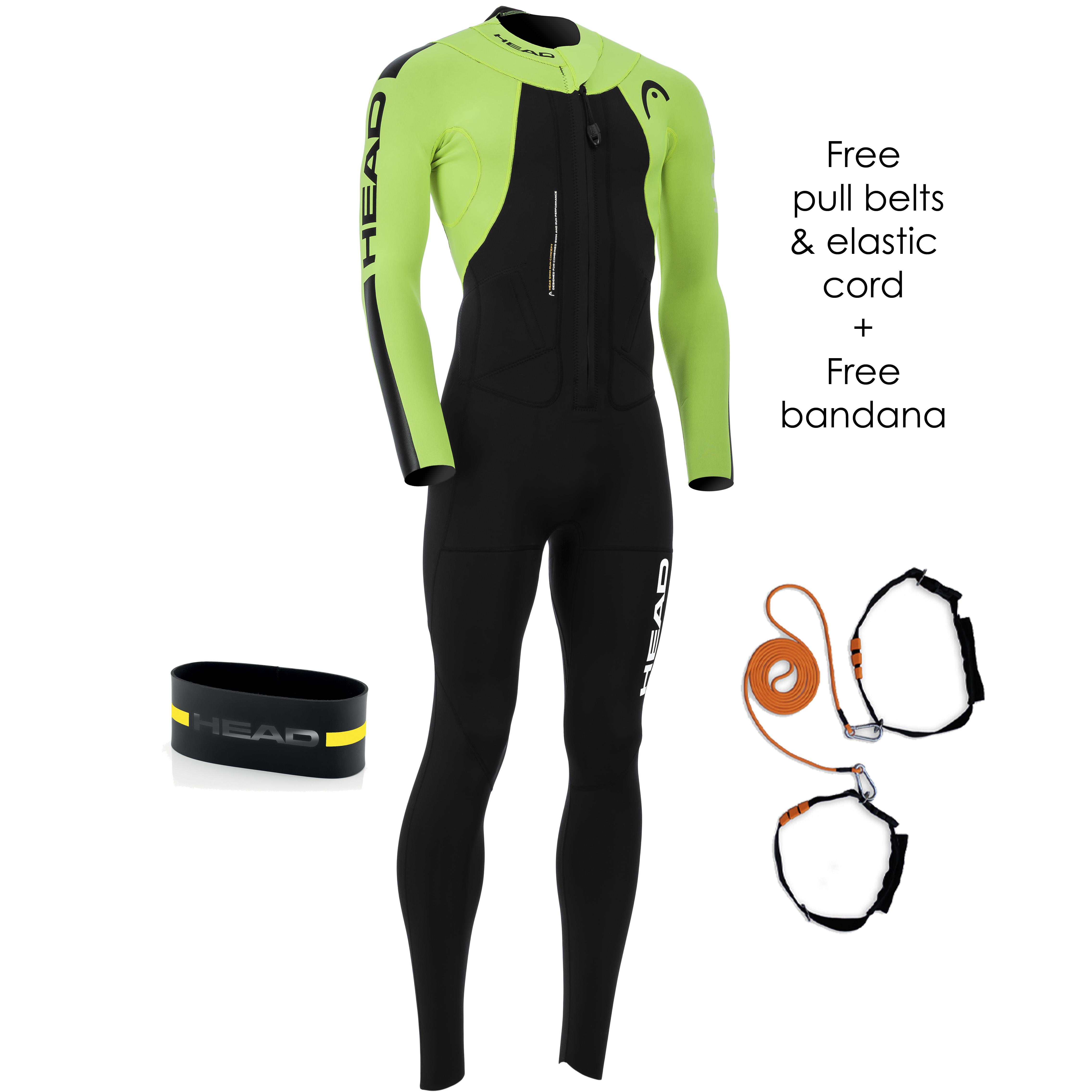 8dd13741131 Wolff-Wear - Head Swim run suit Rough Mens 2019