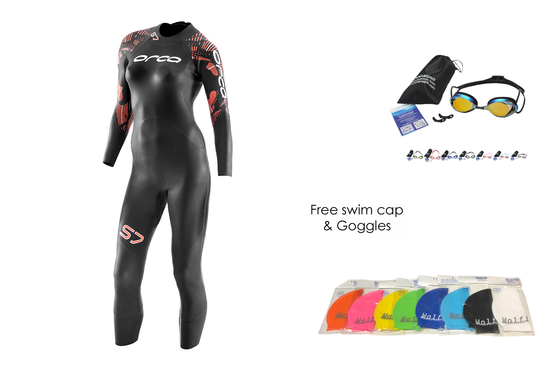 Wolff-Wear - Orca S7 Swim suit 2019 Women 383a7e4638a80