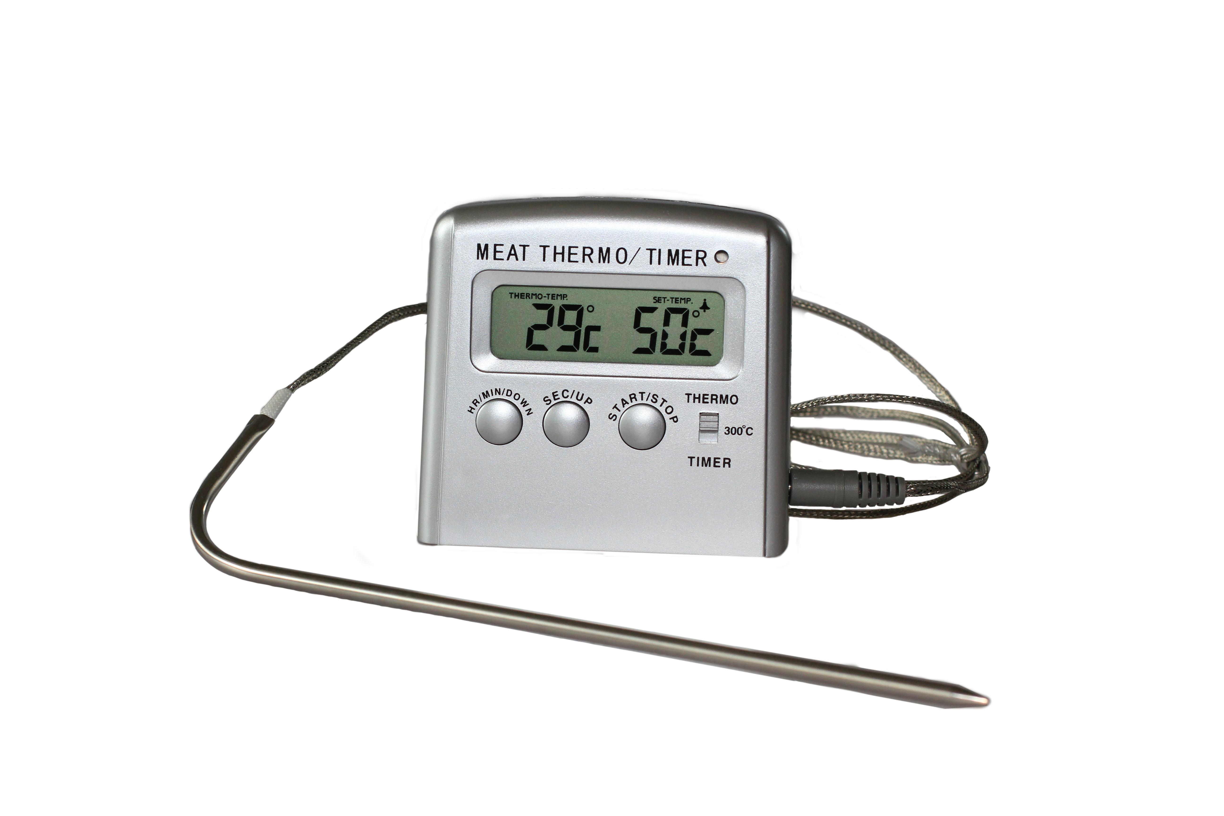 Digital Stektermometer 300grader - Termometerbutiken d350af46a50d0
