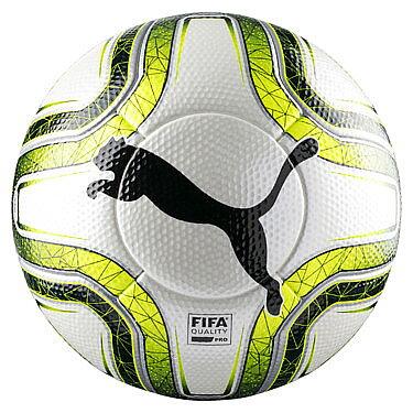 Matchboll Puma Final 1 Statement gul vit svart 2018 3a4e3b07549f7