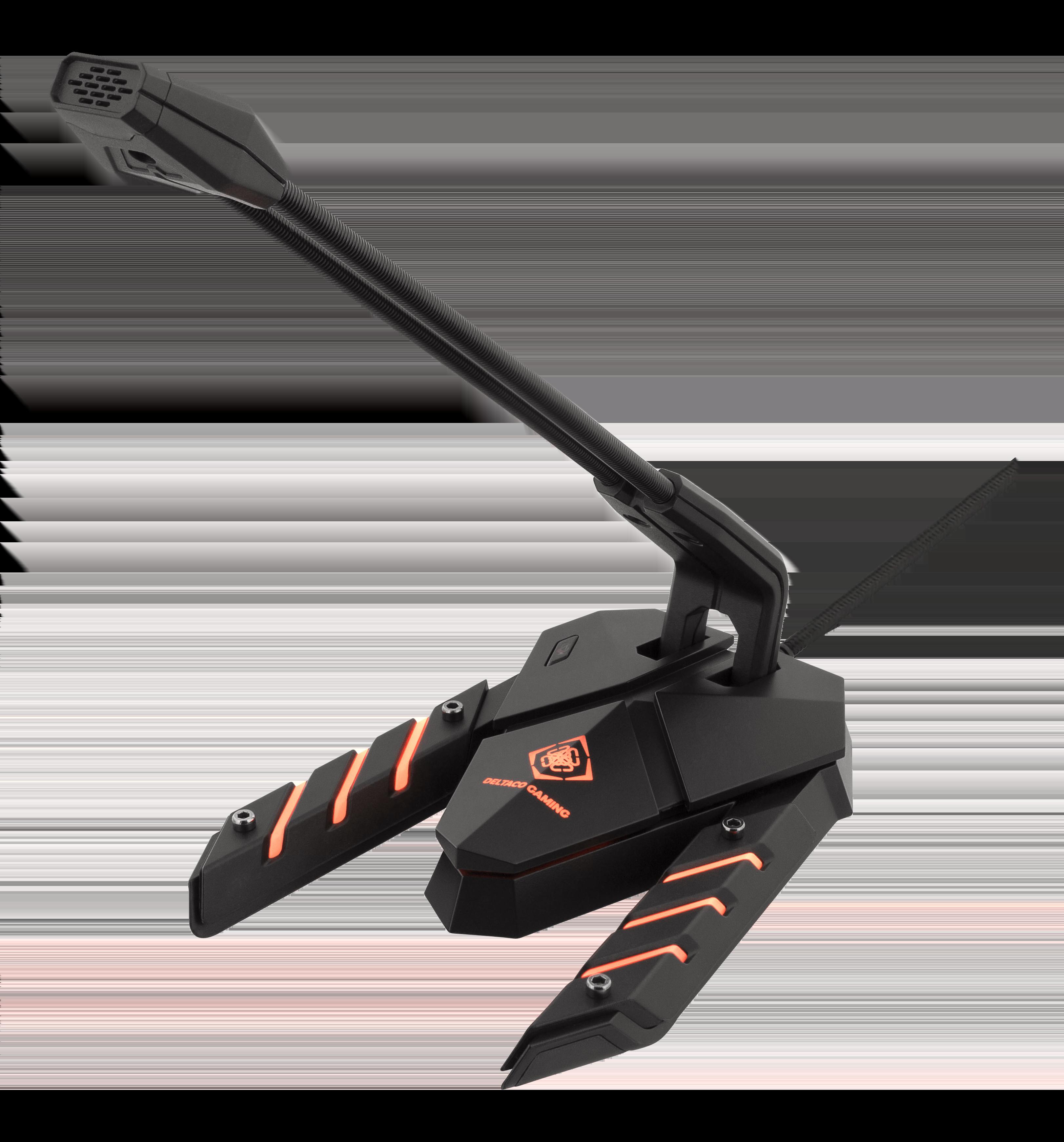 DiscAtOnce - Deltaco Gaming RGB USB Skrivbordsmikrofon d8446ee14b03e