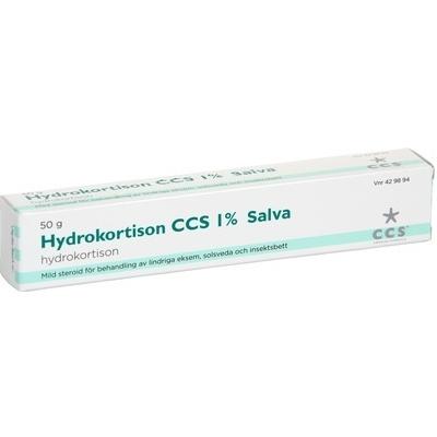 hydrokortison ccs 1 kräm