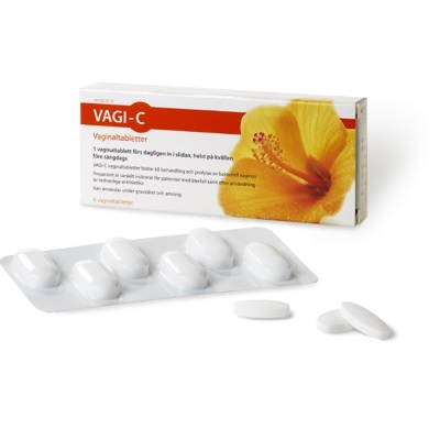 bakteriell vaginos receptfritt