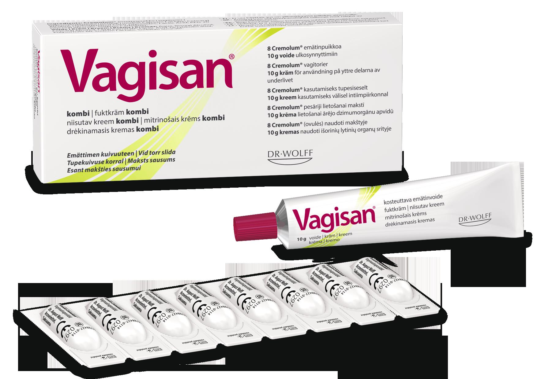 biverkningar östrogen vagitorier