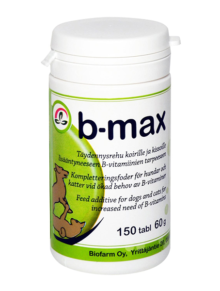 b vitamin katt