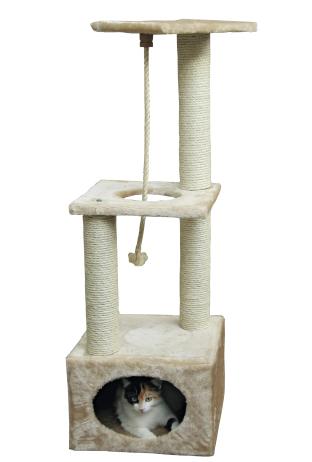 katt tillbehör klätterställning