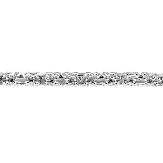 Armband Kejsarlänk silver - Guldklippet.se f47b4bc44959d