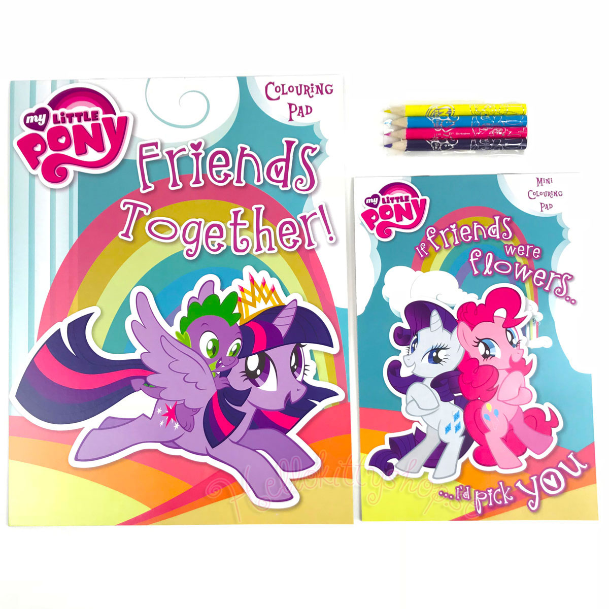 My Little Pony Play Pack - Hello Kitty Shop d4fcd8f5c1e3a