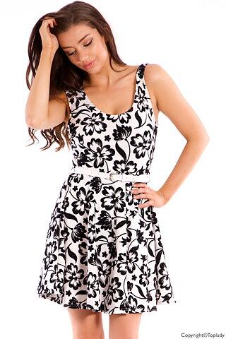 178b5bc47d2 Floral dress - TopLady