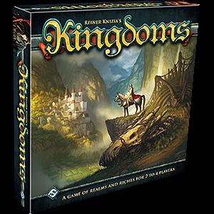 Kingdoms Svenska - Brädspel afae5f945dbd5