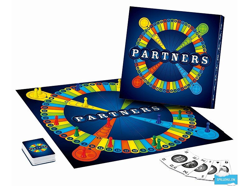 Partners Board game