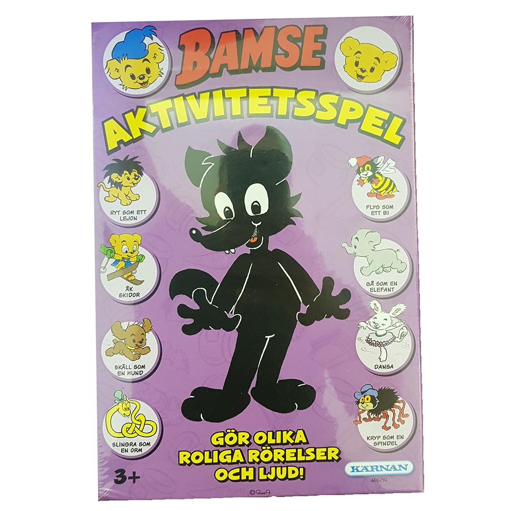 Bamse Aktivitetsspel 5d6d2c996f002