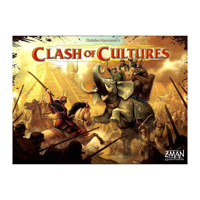 hist 110 clash of cultures The clash of civilizations will history , religion, customs author benjamin barber has written another of the most significant recent works on the way.
