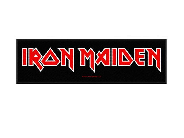 Iron Maiden Logo Superstrip