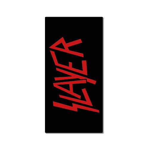 Beach Blanket Logo: Slayer Logo Beach Towel