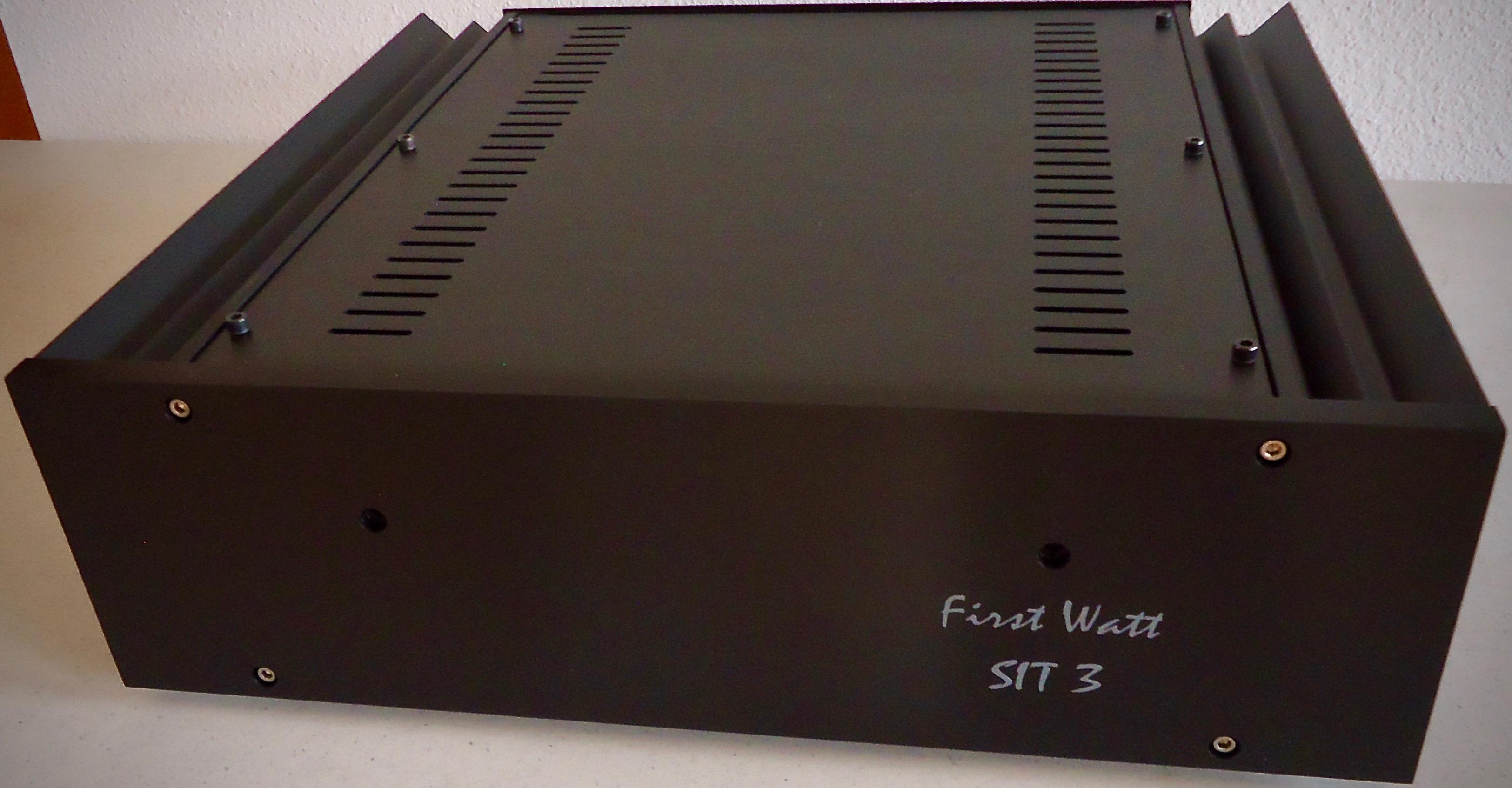 First Watt SIT3 - Slutsteg - Akkelis Audio f309dfcdc86cd