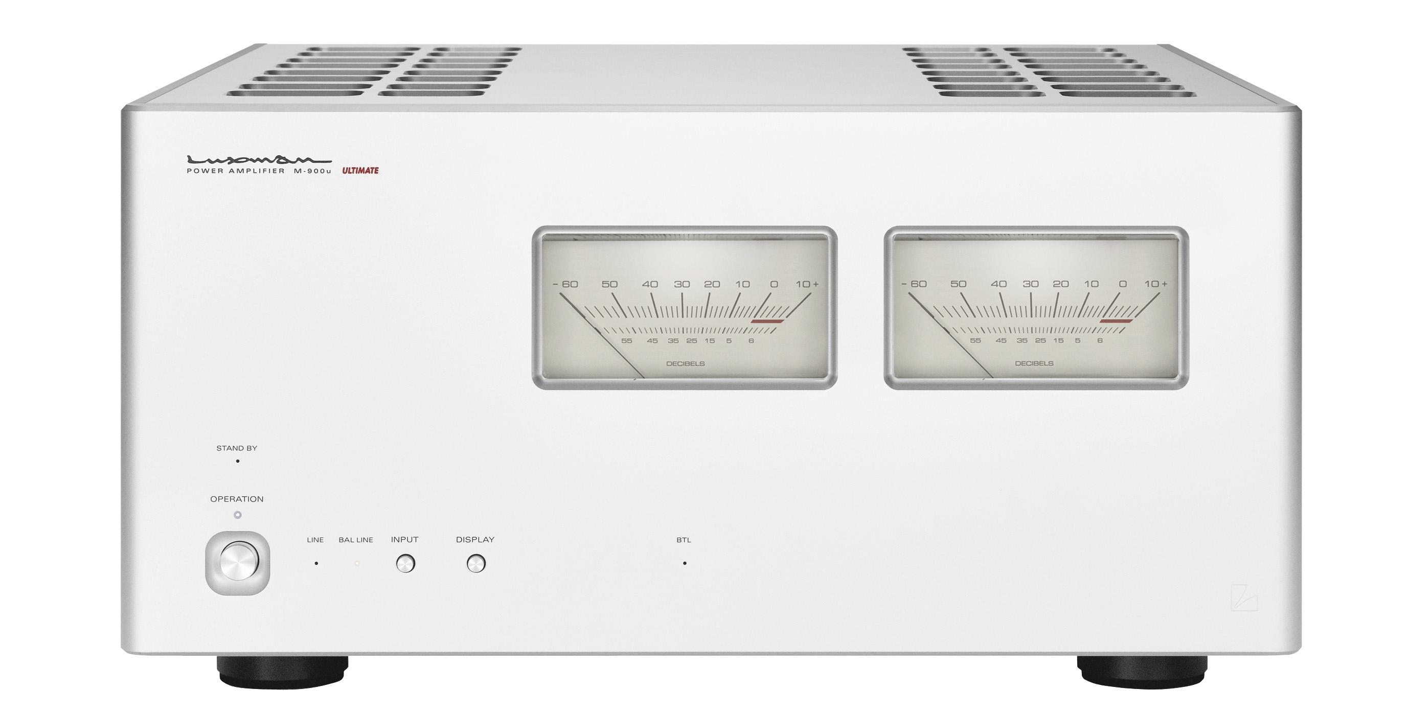 Luxman M900u- Slutsteg (alt monoblock) - Akkelis Audio 5c62334d54c3f