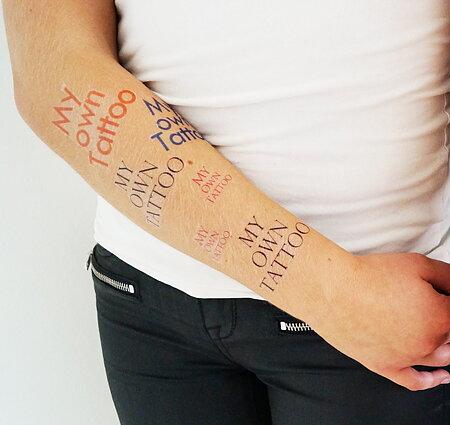 Scandinavian temporary tattoos - Design your own ... - Fake Tattoos