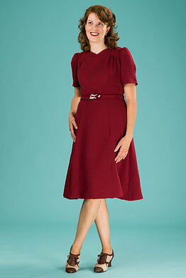 a315dddcd emmy design - the darling darling dress. cream
