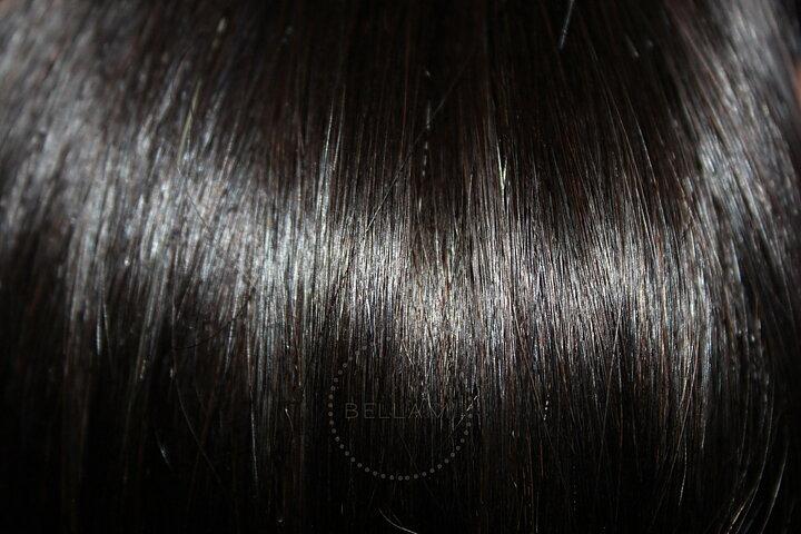 Wrap Ponytail 180g Off Black Bellami Hair Extensions Your Vanity