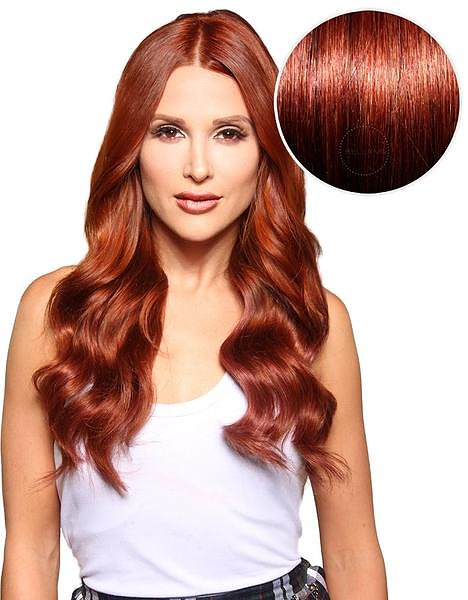 Piccolina 120g Vibrant Red - Bellami Hair - Extensions - Your Vanity  Business a4a4015524