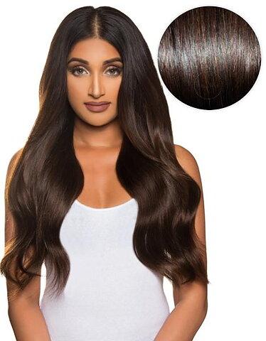 Bellami hair your vanity bambina 160g dark brown bellami hair extensions publicscrutiny Choice Image