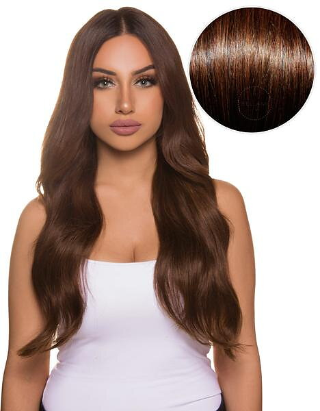 Bambina 160g Chocolate Brown - Bellami Hair - Extensions - Your Vanity  Business 12ccd48e9f