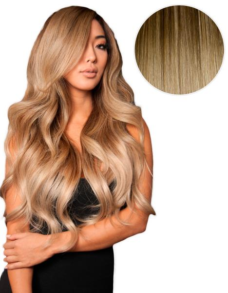 Balayage by Guy Tang 160g Chocolate Brown Dirty Blonde - Bellami Hair -  Extensions - Your Vanity a2cd5955d5