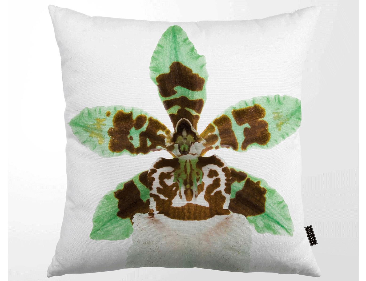 Kuddfodral tropisk orkidé, clinton friedman