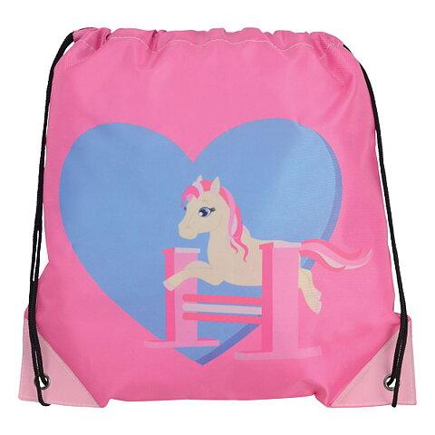 Gymnastikpåse LITTLE RIDER Show Pony 566802ac65b7d