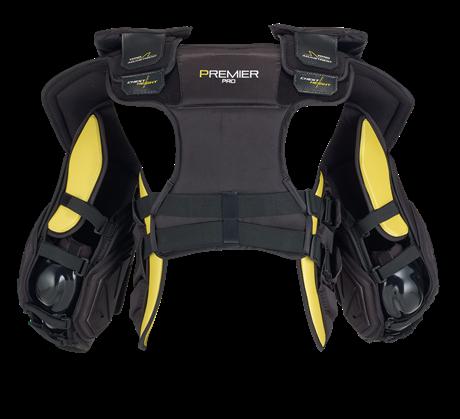 f090f75e4b7 CCM Premier Pro Chest   Arm Protector Sr - Sticksonline.se