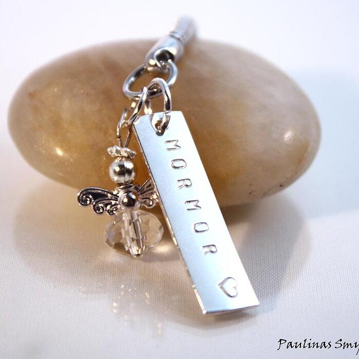 Paulinas Smycken - Nyckelring