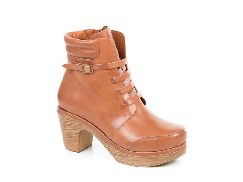 Hanna Boot Tan