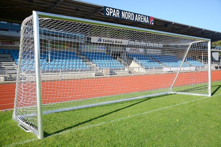 Fotbollsmål Arena 11 Manna - Svenska Naturlekplatser AB 764414b501e65