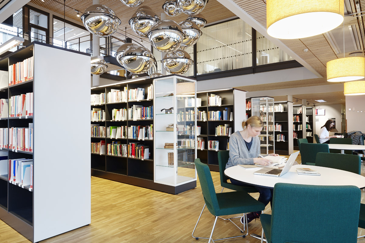 Medical Library Orebro