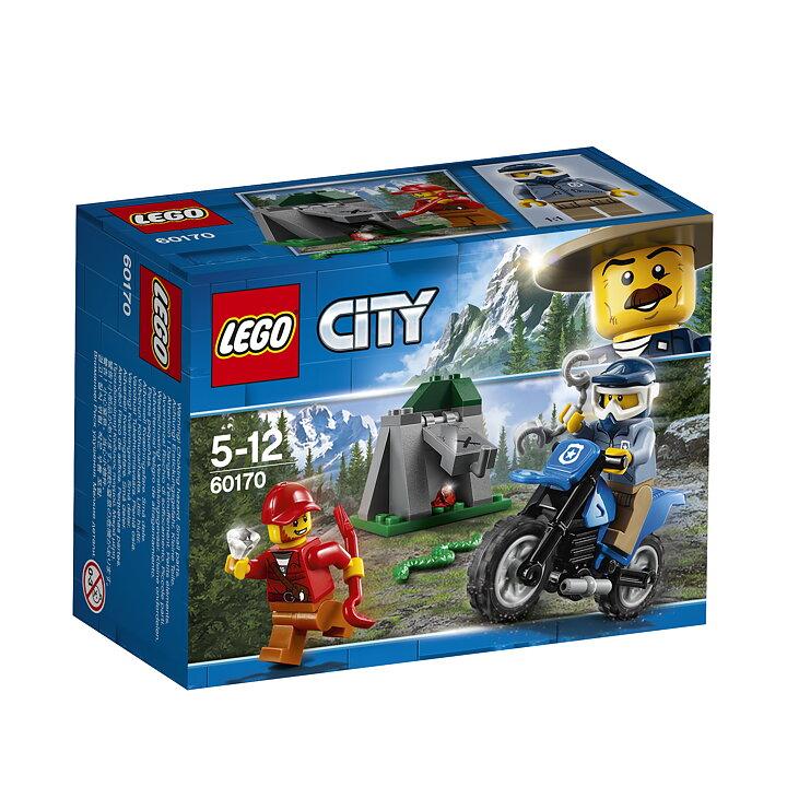 LEGO City Police 60170 Terrängjakt. - Billiga leksaker online ... 0f4a729b165f7