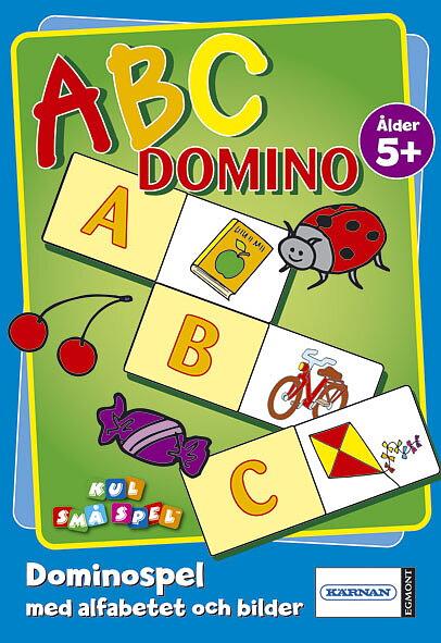ABC Domino - Kärnan - Billiga leksaker online - LekOutlet df73075db645b
