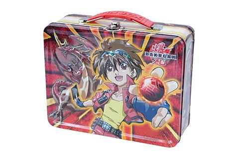 Plåtväska Väska i riktig plåt Bakugan (Tin Box) 044c50b90f633